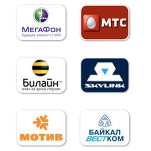 Операторы сотовой связи Мышкино