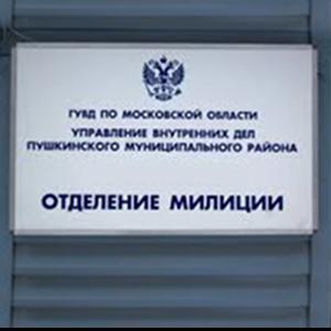 Отделения полиции Мышкино