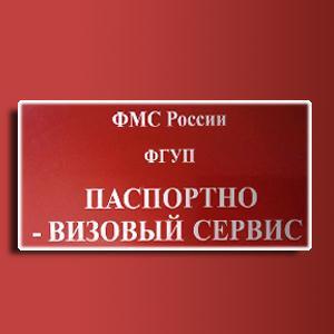 Паспортно-визовые службы Мышкино