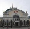 Железнодорожные вокзалы в Мышкино