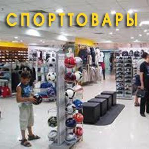 Спортивные магазины Мышкино